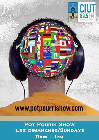 L'émission Pot Pourri Show